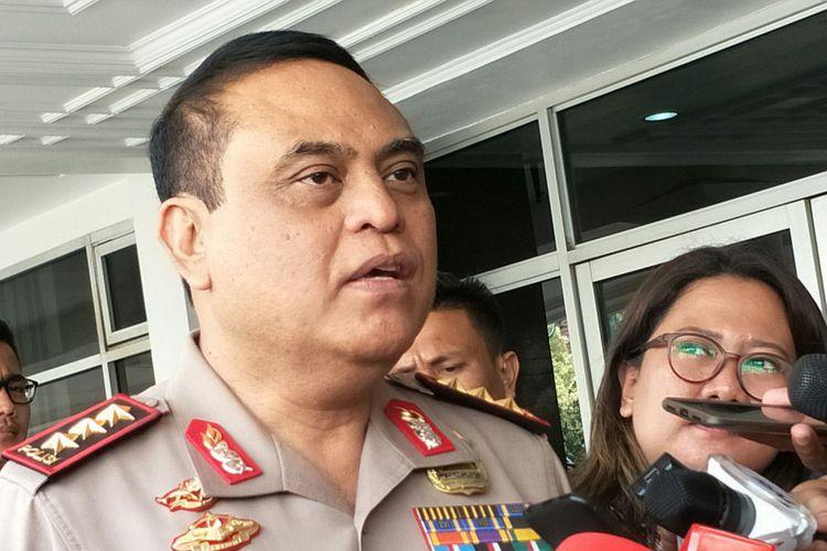 """Komjen Pol Drs. H. Syafruddin Wakapolri Ancam Copot Kapolda hingga """"Telanjangi"""" Polisi yang Lakukan Pungli"""