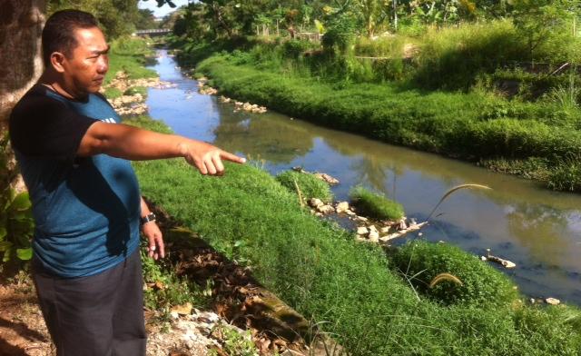 Pendangkalan & Penyemipitan Sungai Sepinggan Baru Akibat Sedimentasi Pasir dan Lumpur, Potensi Timbulkan Banjir