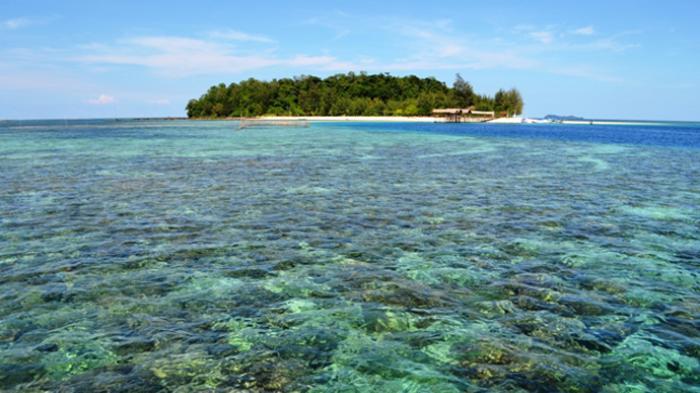 Keindahan Pulau Saronde Gorontalo Utara Provinsi Gorontalo