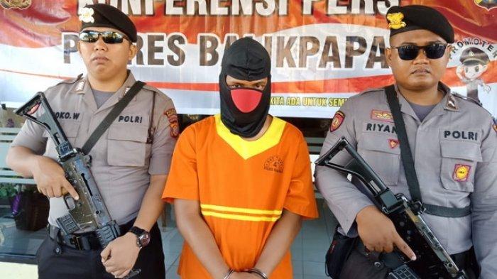 Polisi Ungkap Motif Darmadi alian Anca Bunuh Sopir Taksi Online