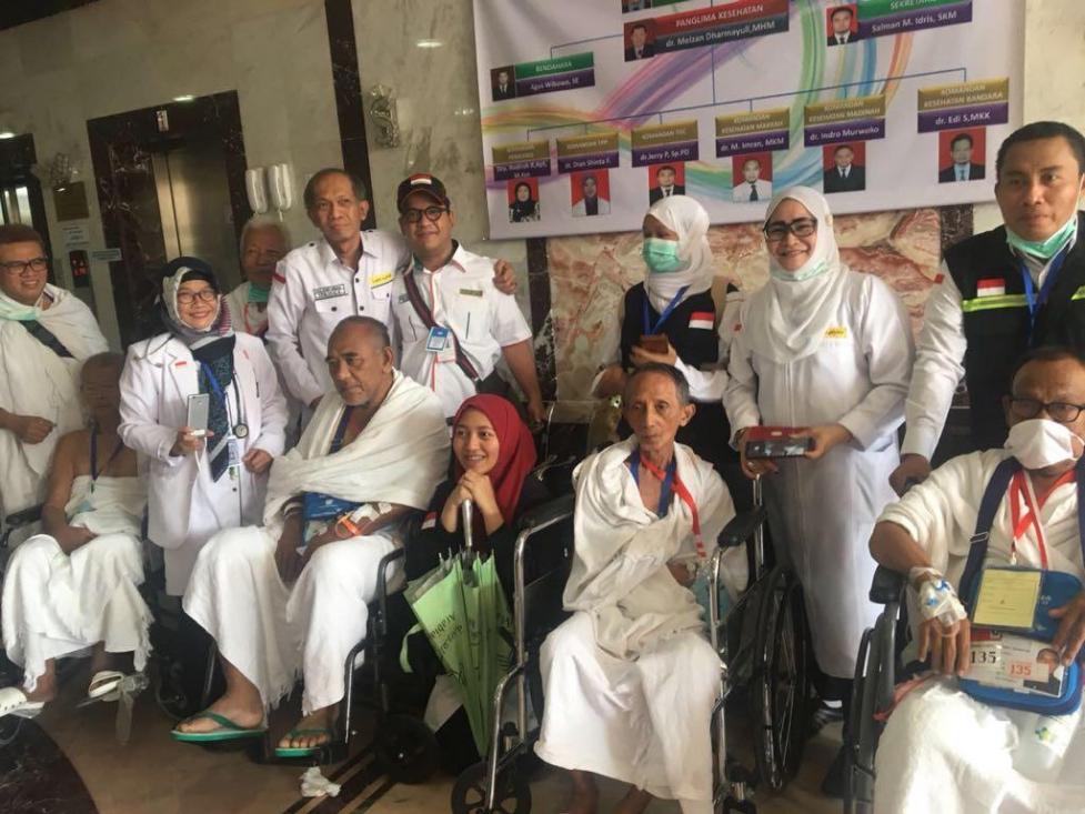 Jemaah Haji Yang Sakit Diprioritaskan Pulang Lebih Awal Ke Tanah Air