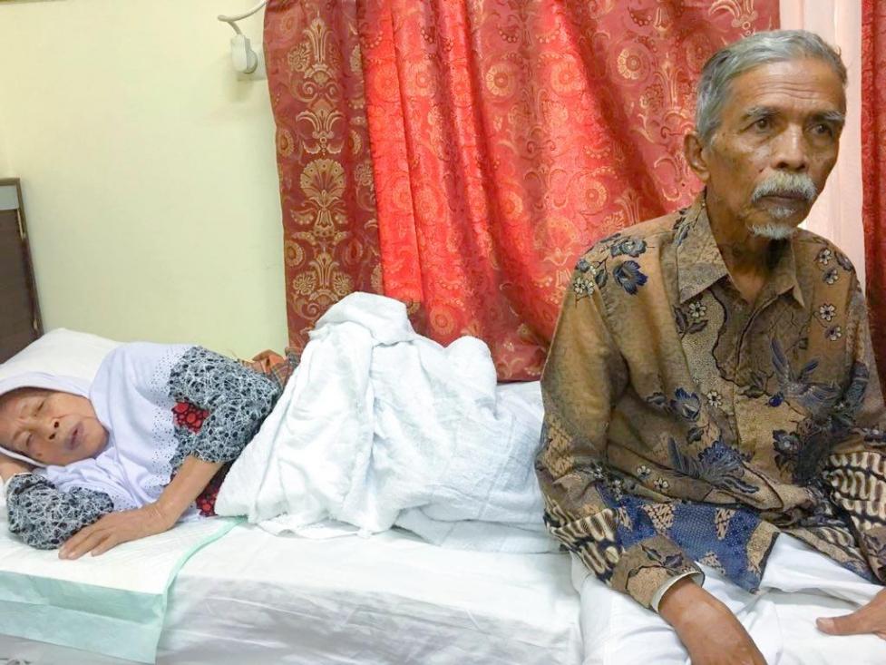 Kisah Syamsiyah dan Netizen Kehilangan Nenek Selama 20 Tahun