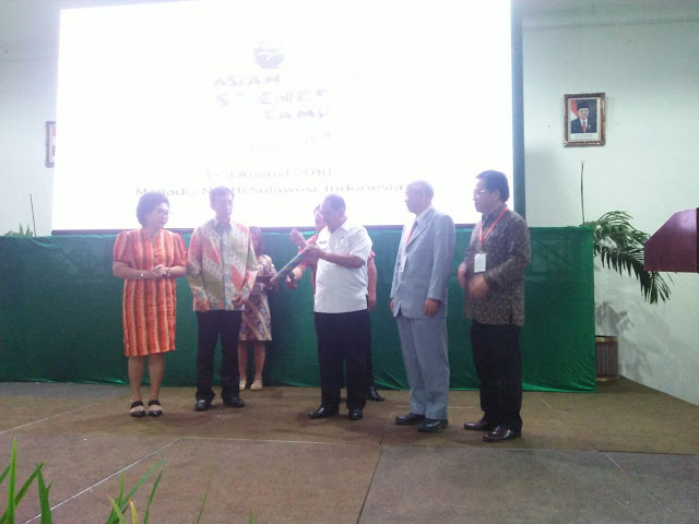 Asian Science Camp(ASC)2018 Resmi Di Tutup