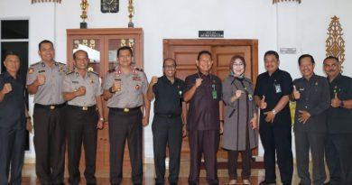 Awasi Pembangunan di Daerah Lampung, Polda  Bersama Pengadilan Tinggi Akan Bentuk Satgas Infrastruktur