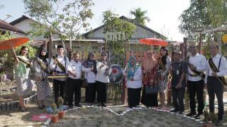 Kampung Kenangan Diperkenalkan Sebagai Objek Wisata Baru