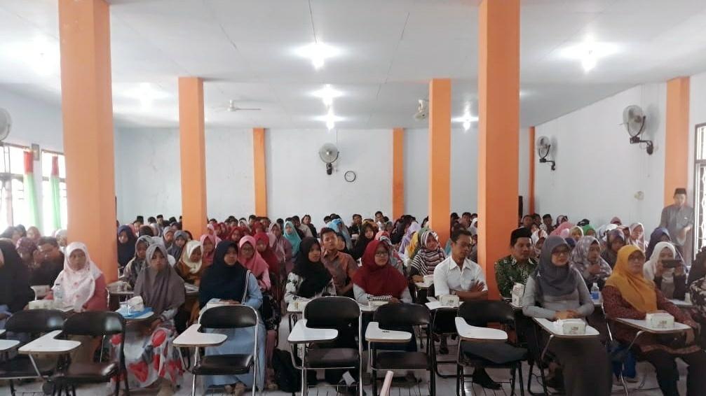 Kementrian Agama RI : Mahasiswa PTKI Jadi Kekuatan Strategis Indonesia Emas 2045