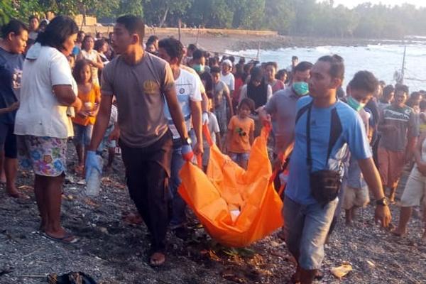 Seorang Nelayan Ditemukan Meninggal Dunia di Atas Pamboat di Perairan Kepulauan Talaud