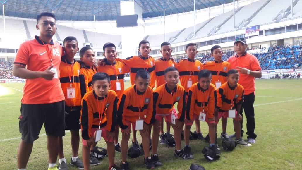 SSB ( Sekolah Sepak Bola ) Boliyohuto Siap Mendidik Calon Pemain Sepak Bola Nasional