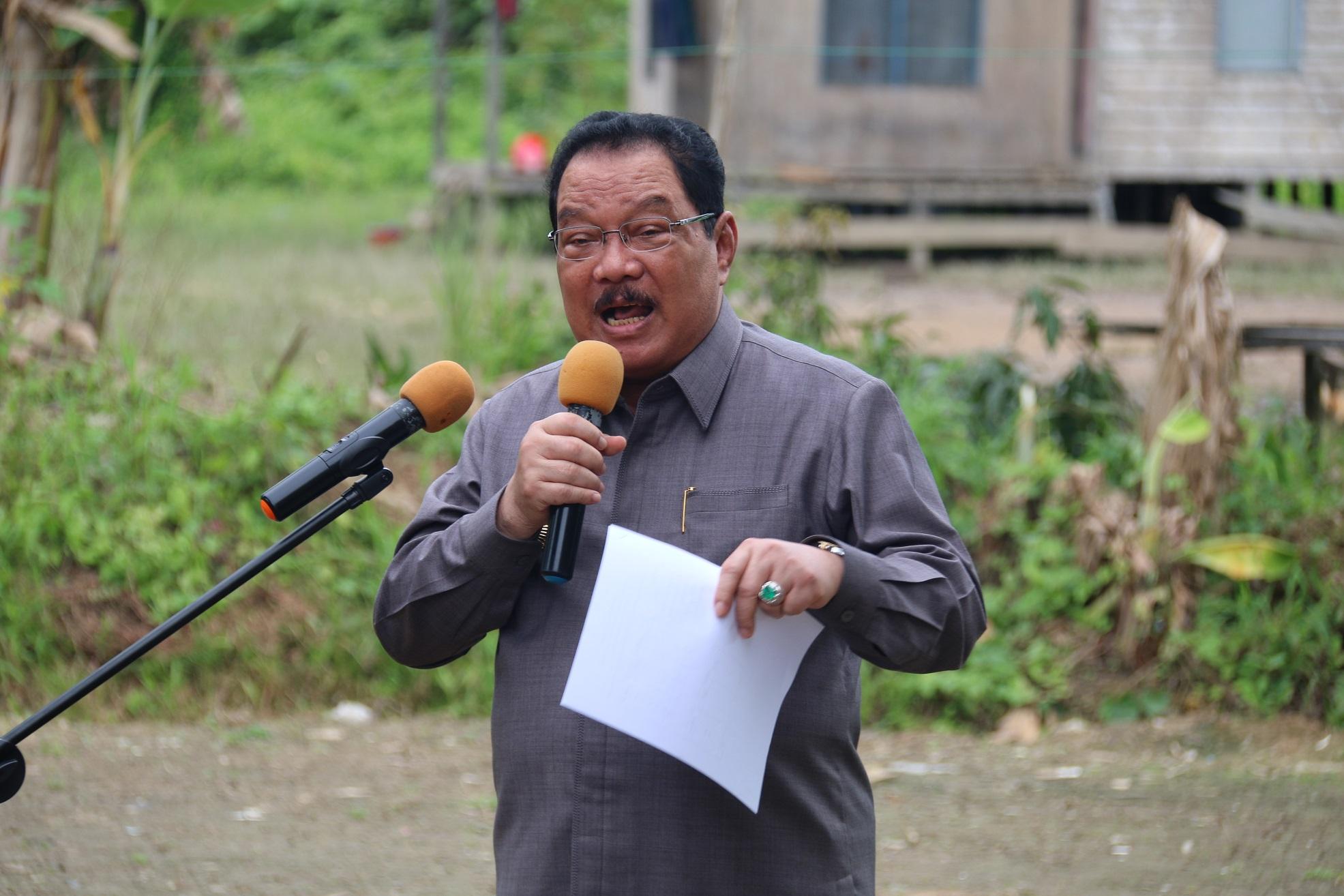 Bupati H. Yusriansyah Syarkawi Ingatkan ASN & PTT Tunduk & Taat Aturan