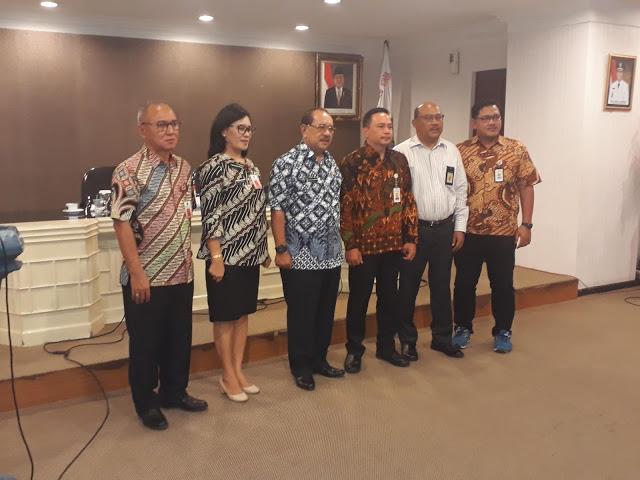 Monitoring Integrasi OSS, Tim Kedeputian V Kantor Staf Presiden Kunker Ke Sulawesi Utara