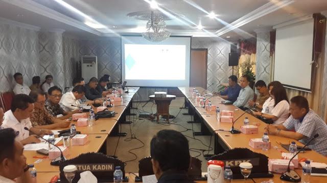 Pemerintah Provinsi  Sulut Bersama KADIN Dukung KPK Cegah Korupsi Sektor Swasta
