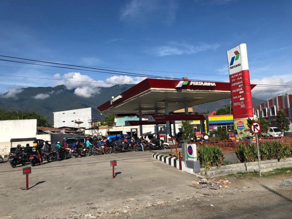 Pasca Gempa Bumi & Tsunami  28/09/2018, Aktivitas Perekonomian di Palu Mulai Bangkit