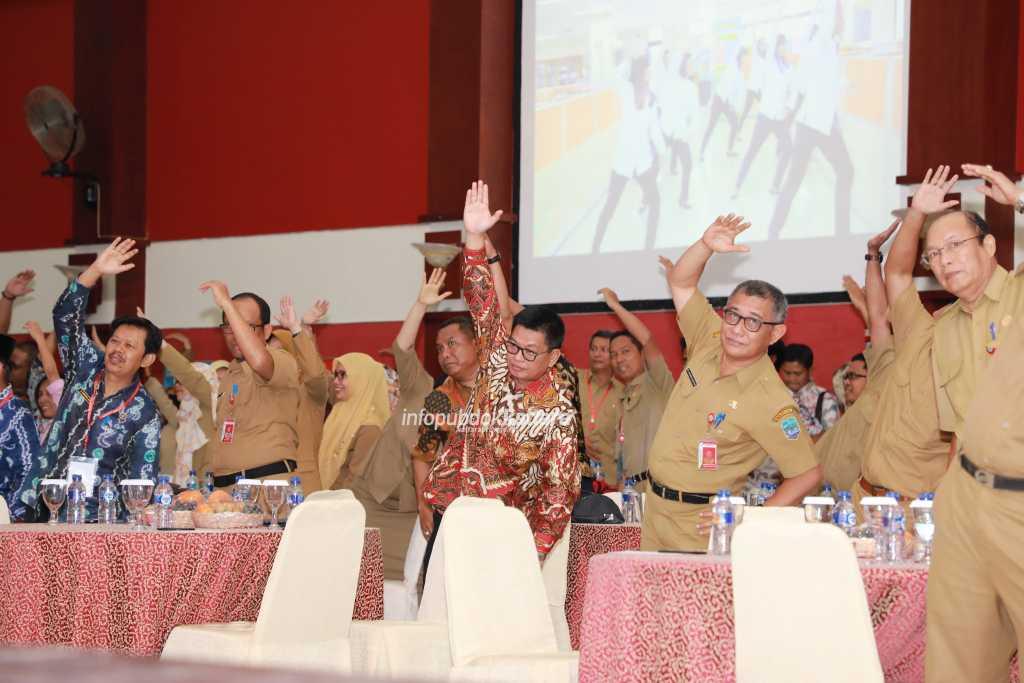Derajat Kesehatan Masyarakat Kalimantan Utara Harus Ditingkatkan