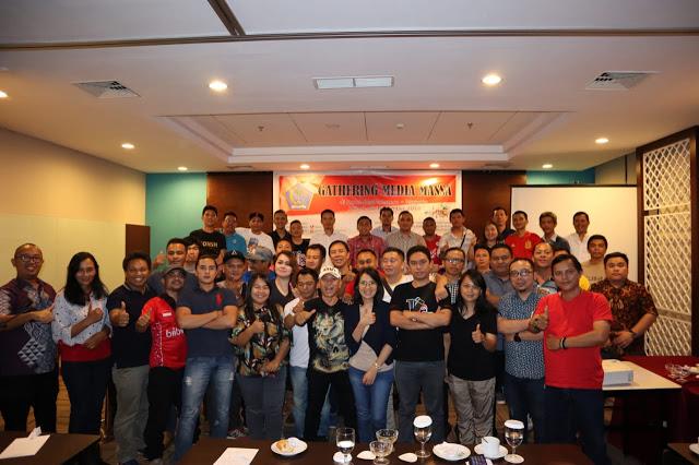Gubernur Sulawesi Utara Olly Dondokambey : Pers Cerdaskan Kehidupan Bangsa