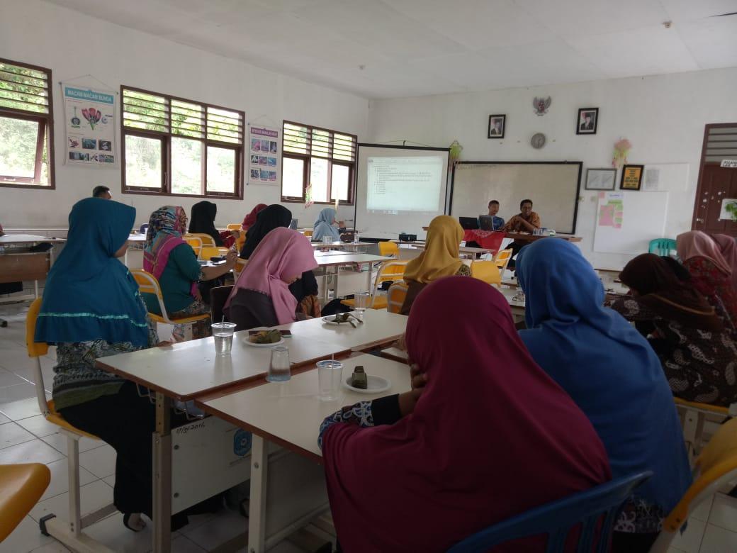 Musyawarah Guru Mata Pelajaran (MGMP) IPS Jenjang SMP Kabupaten Kutai Kartanegara