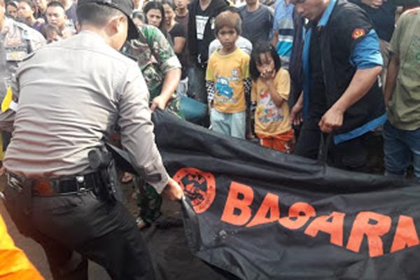 Kebakaran Rumah di Maliku Minahasa Selatan, Dua Warga Tewas Terpanggang