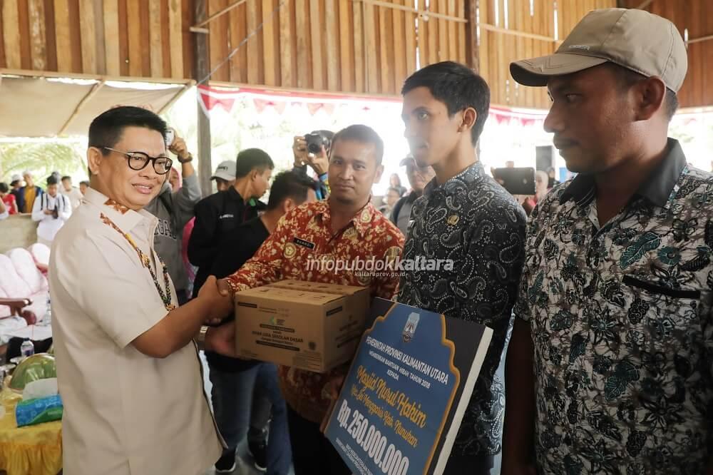 Realisasi Dana Hibah 2018 Provinsi Kaltara Capai 94,83 Persen