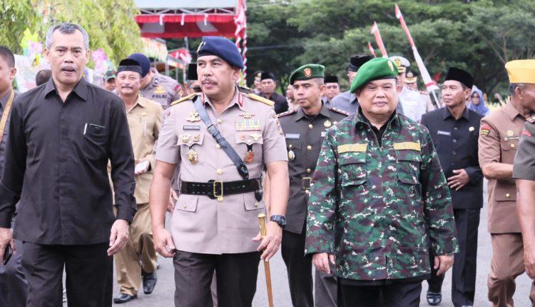 Kapolda Gorontalo Himbau Masyarakat Tidak Eforia Dalam Sambut Tahun Baru
