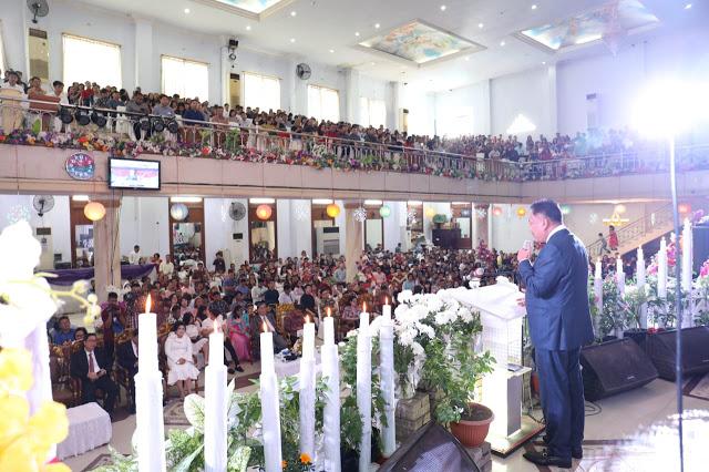 Gubernur Sulut Olly Dondokambey : Damai dan Sukacita Natal Selalu Nyata Dalam Kehidupan Umat Manusia