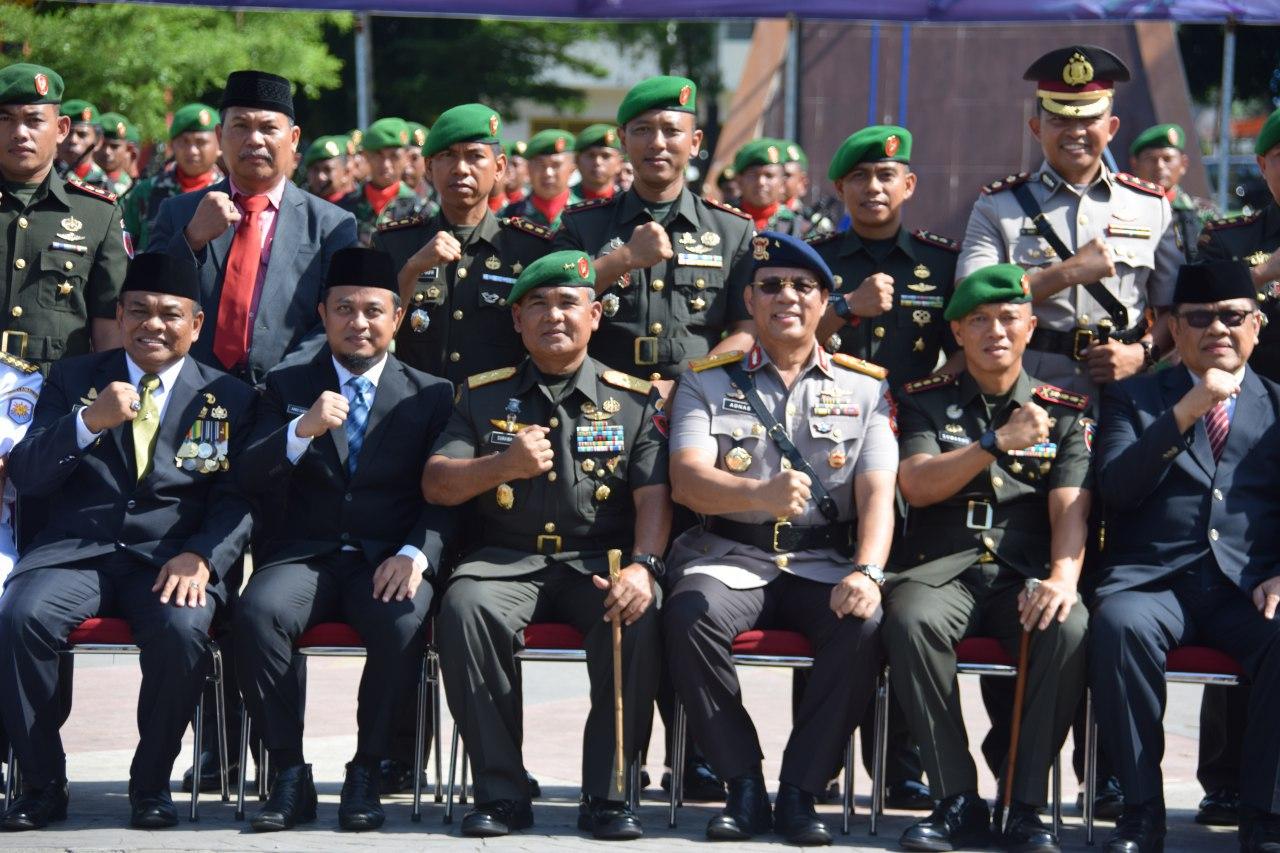 Wakapolda Sulawesi Selatan Ikut Serta Peringati Hari Juang Kartika di Bone
