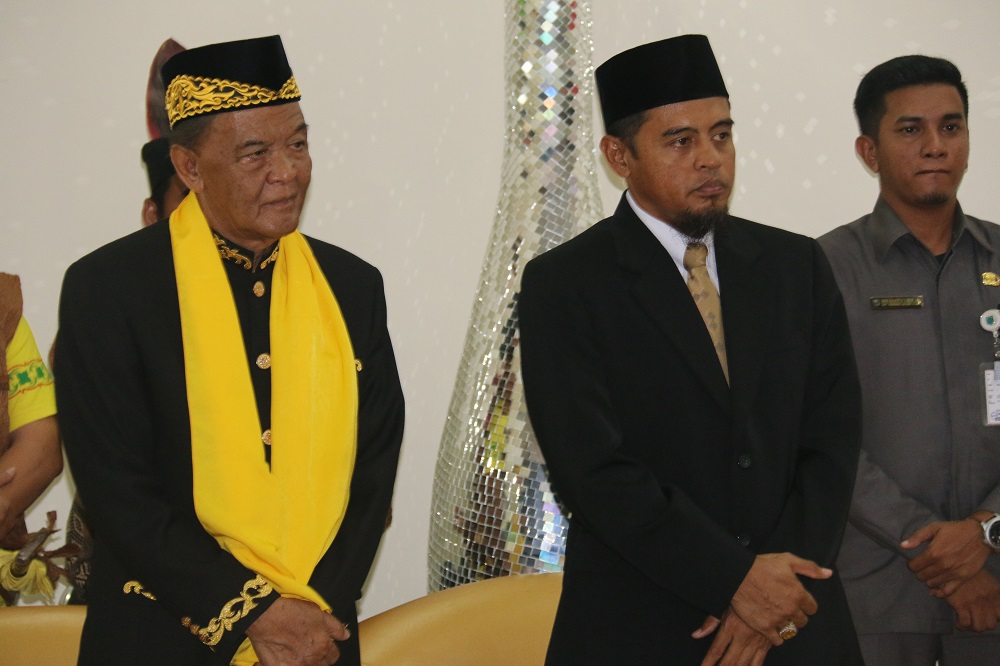 Pemilihan Wakil Bupati Kab. Paser, Kaharuddin 21 Suara, Zulkifli K 2 Suara