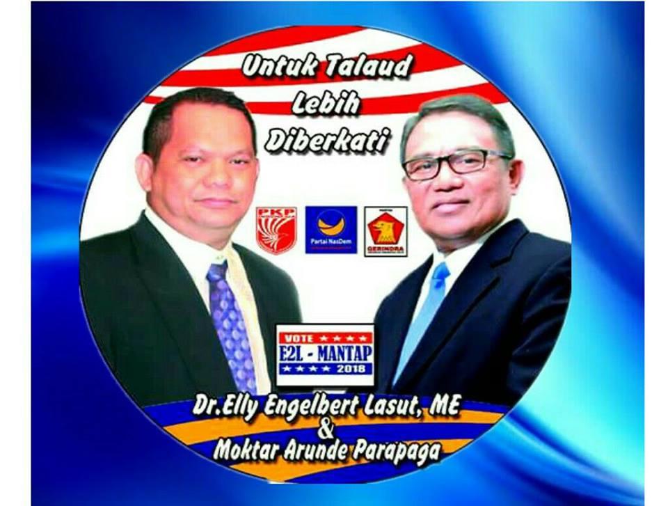 Dr. Elly E. Lasut, M.E & Drs. Mochtar A. Parapaga Ditunda Dilantik, MK dan KPU Tak Lagi Dianggap ?