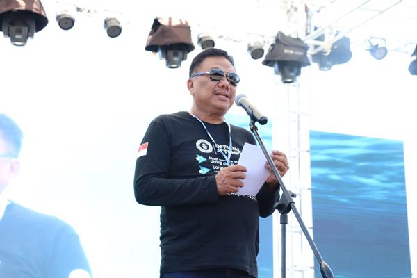 Apresiasi Pemecahan Rekor Dunia Selam, Gubernur Sulut Olly Dondokambay : Terima Kasih WASI