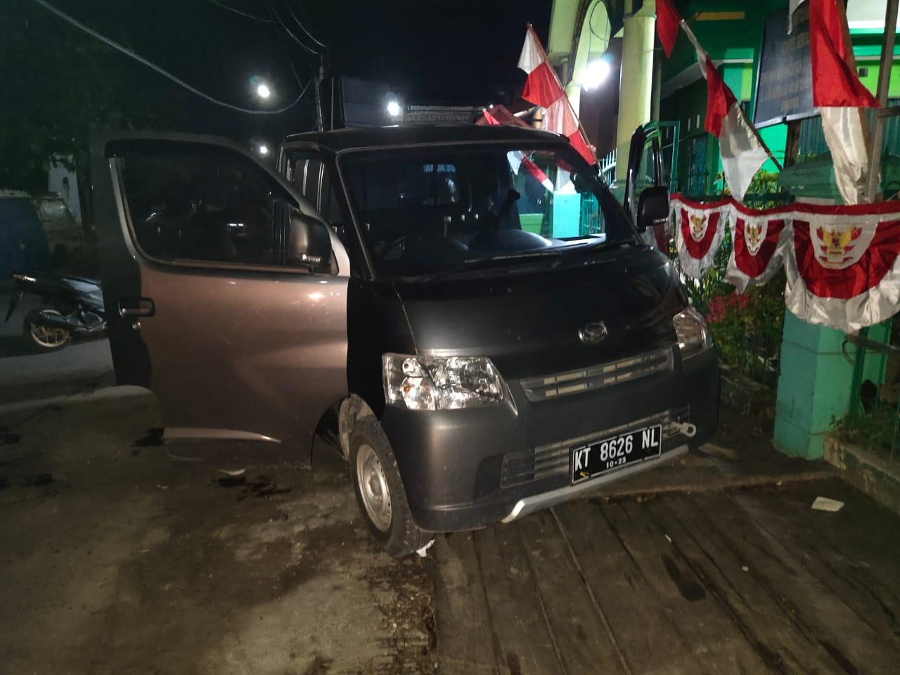Personel Polsek Samarinda Kota Berhasil Ungkap Kasus Pencurian Mobil