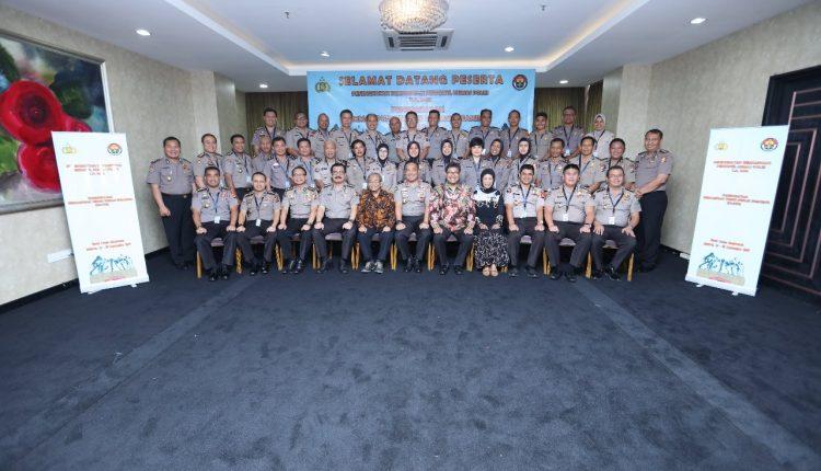 Tingkatkan Kemampuan, Divhumas Polri Gelar Pelatihan Teknis Publik Speaking di Polda Gorontalo