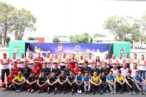 Klub Sepak Bola Bhayangkara FC Polda Sulawesi Utara (Sulut) Resmi Dilaunching