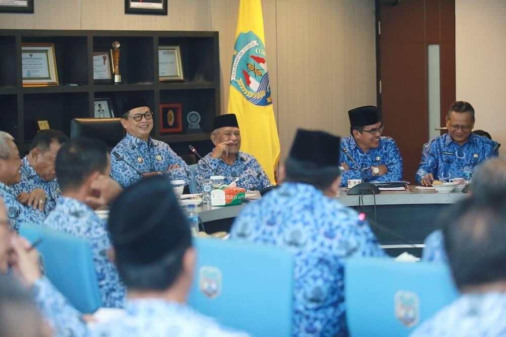 Gubernur Kalimantan Utara (Kaltara) Tekankan Peningkatan Realisasi Kegiata