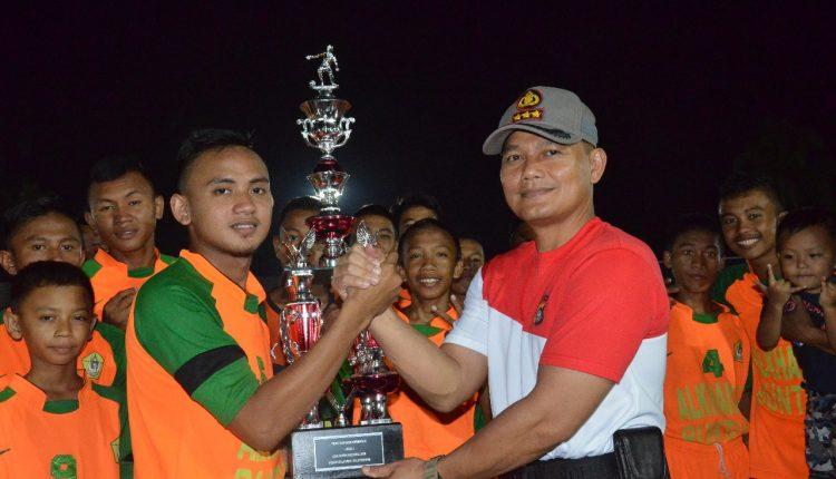 Penutupan Liga Santri Nusantara (LSN) Di Gorontalo, Hasilkan Bibit-Bibit Pesepak Bola Yang Handal