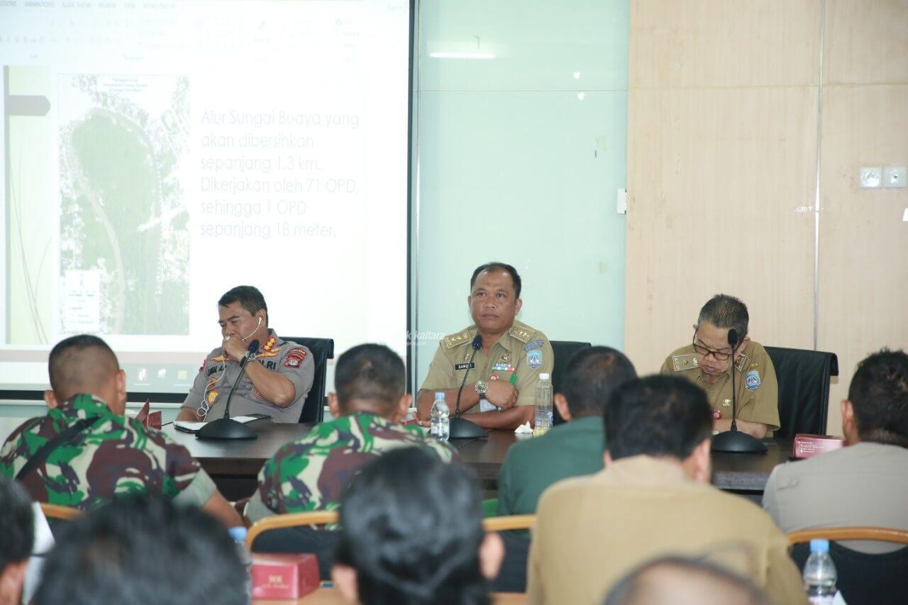 Normalisasi 2 Sungai, Forum Coorporate Social Responsibility (CSR) Diharapkan Berpartisipasi