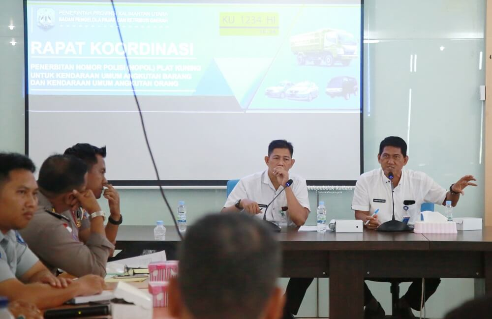 Salah Upaya Pemerntah Daerah Kaltara Dalam Peningkatkan PAD, BP2RD Gelar Rakor