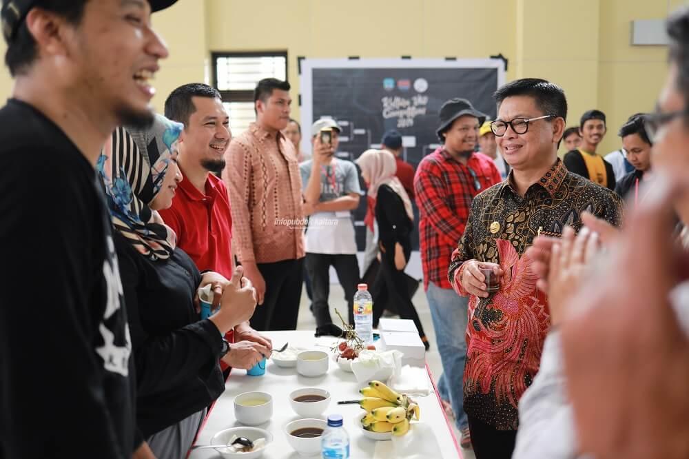 Gubernur Provinsi Kaltara Dr. Irianto Lambri : Siapapun Bisa Jadi Pahlawan