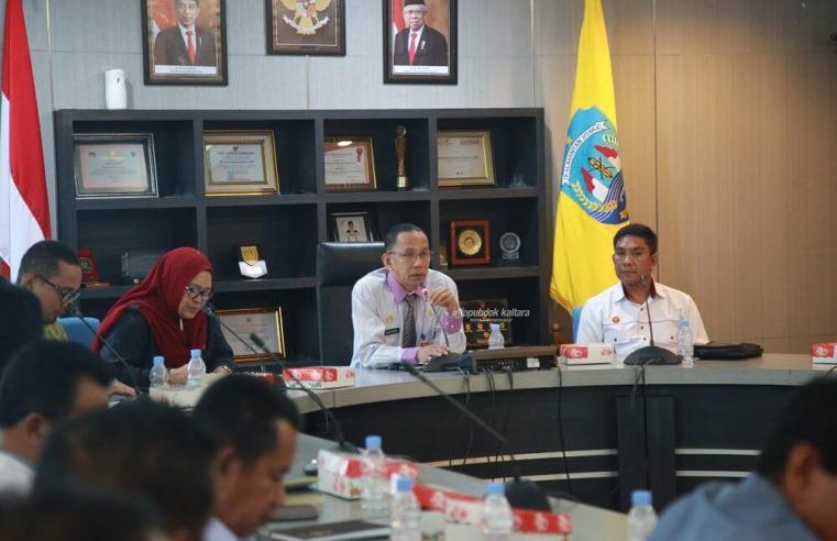 Antisipasi Keamanan Pilkada di Kaltara, Tim Kewaspadaan Dini Gelar Rapat Bersama