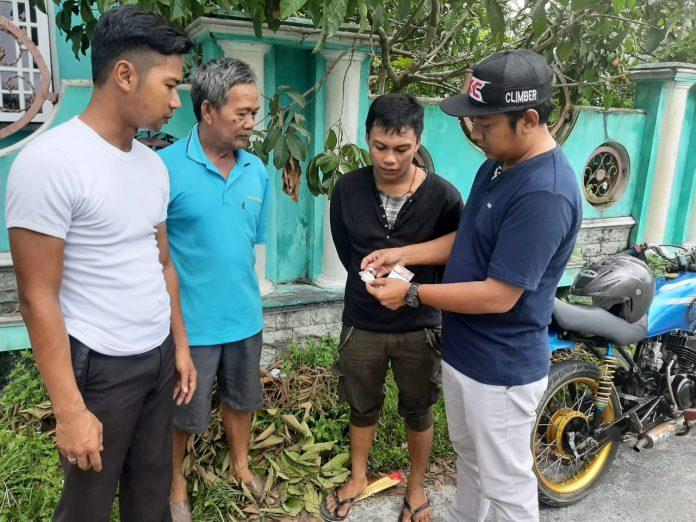 Sat Res Narkoba Polres Kobar Tidak Sampai 24 Jam, Kembali Jaring Pelaku Narkoba