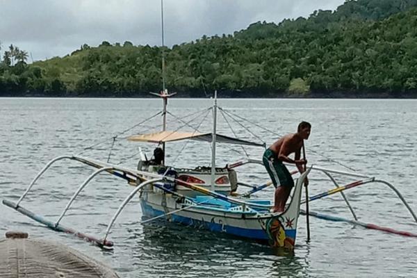 Diduga Sakit, Opa Ndeho (69), Nelayan Tamako Tewas di Perahu Saat Mencari Ikan