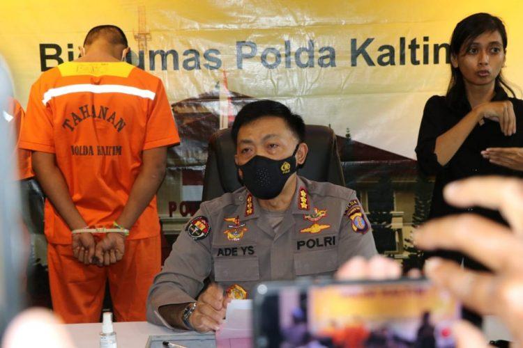 Amankan 2 TSK Mucikari, Polda Kaltim Berhasil Ungkap Kasus Prostitusi Online di Bawah Umur