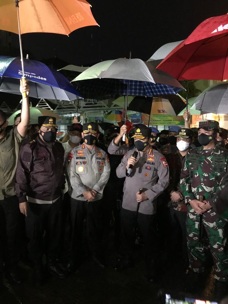 Kapolri Jendral Listyo : Pelaku Bom Bunuh Diri Jaringan JAD dan Pernah Ngebom di Jolo Filipina