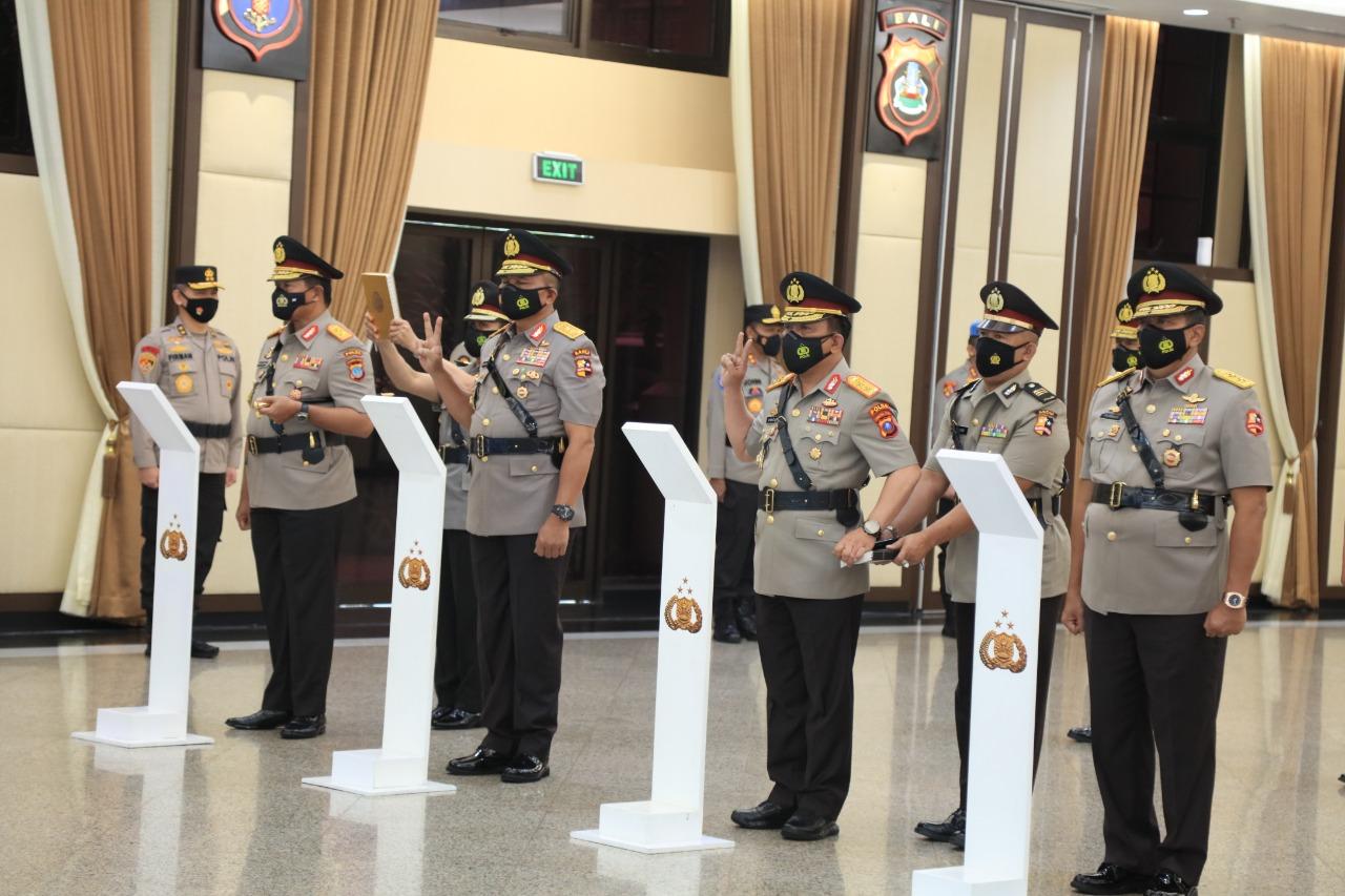 Ini Sederet Tugas Para Kapolda Baru dari Kapolri Jendral Pol Drs. Listyo Sigit Prabowo, M.Si