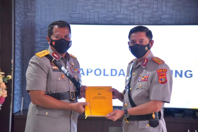 Tahun 2021, Polda Lampung Menambah 12 Polsek