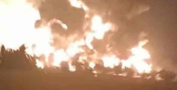 Polri: Puslabfor Masih Cari Penyebab Kebakaran Tangki Kilang Minyak Balongan