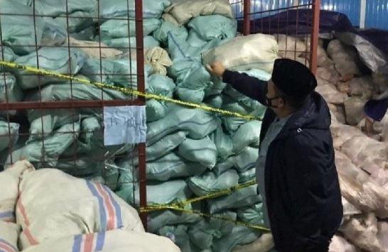 Polrestabes Palembang Terus Kembangkan Temuan Kasus 8,3 Ton Ikan Berformalin