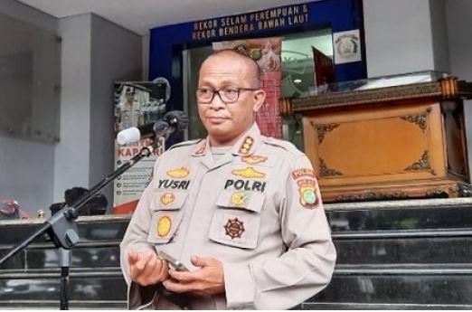 Cegah Penyebaran Covid-19, TNI- Polri Dirikan Posko di Daerah Tanah Abang