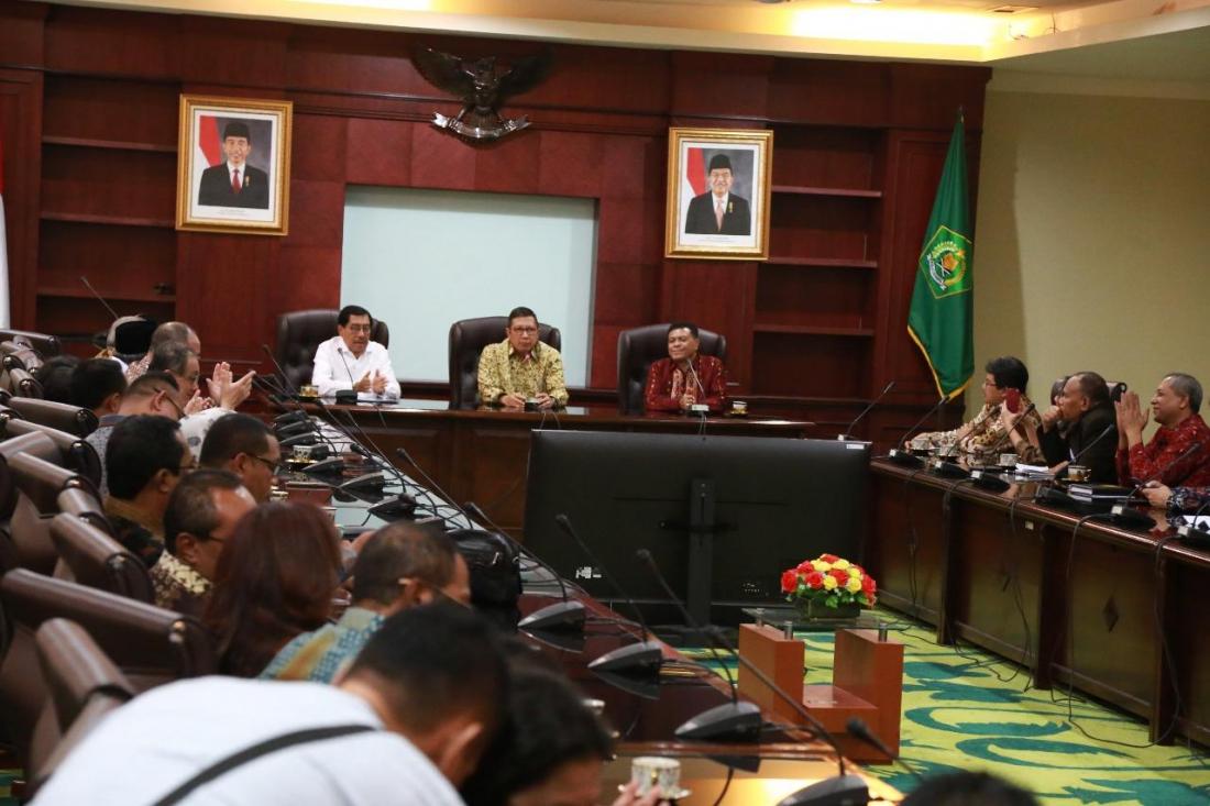 Plt Gubernur Maluku: Ambon Siap Gelar Pesta Paduan Suara Gerejani