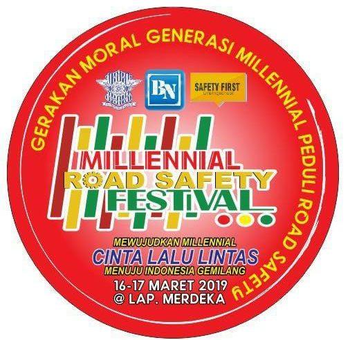 Satlantas Polres Balikpapan Siap Melaksanakan Kegiatan Millennial Road Safety Festival 16 – 17 Maret 2019