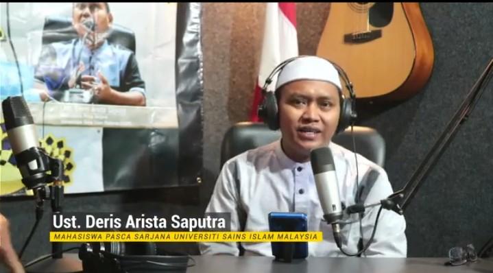 Tahrib Ramadhan Warga SMA Negeri 5 (Smala) Balikpapan Oleh Ust. Deris Arista Saputra