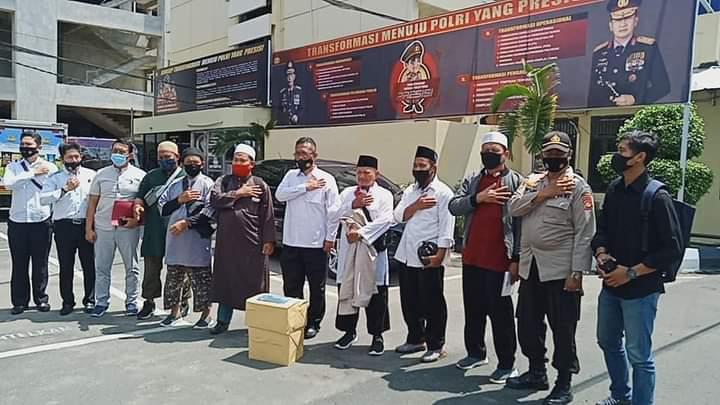 Jaga Kondusifitas, Kapolda Sumsel Jalin Silaturahmi Dengan Para Eks- Narapidana Teroris