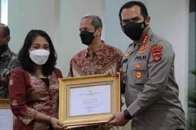 Polda Nusa Tenggara Barat Tekan Kasus Kekerasan Pada Perempuan